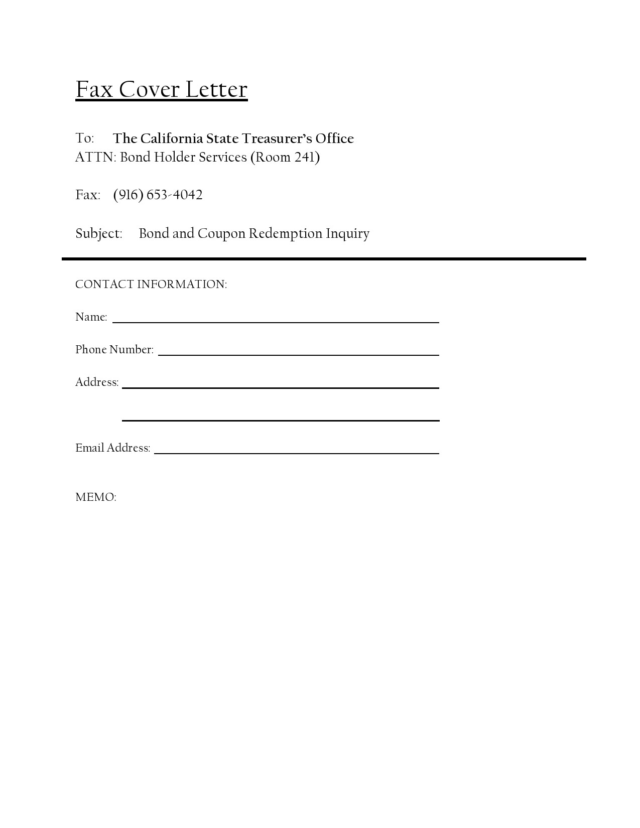 free fax cover sheet 19