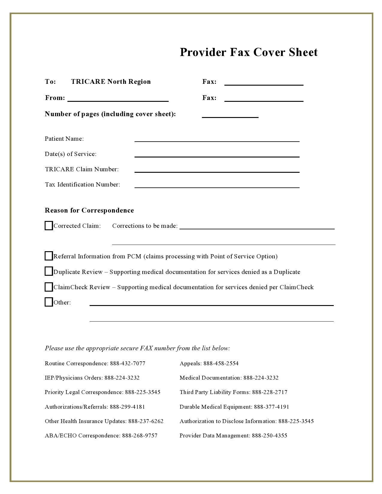 free fax cover sheet 27